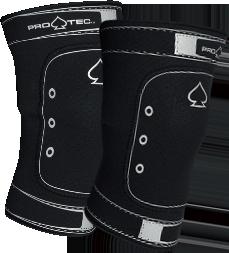 PROTEC KNEE GASKET XS-BLACK