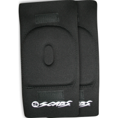 SMITH SCABS KNEE GASKET XS-BLACK
