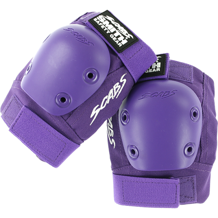 SMITH SCABS-JR ELBOW PAD S/M-PURPLE