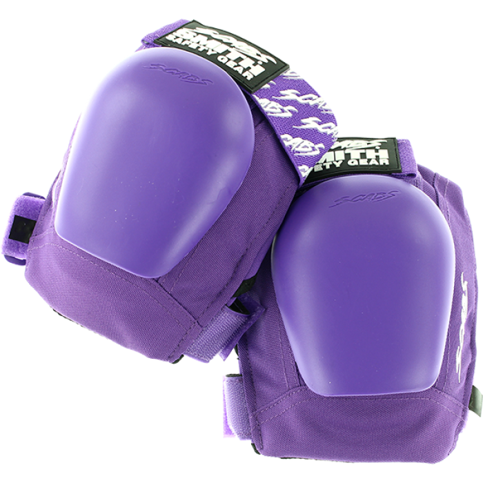 SMITH SCABS-JR KNEE PADS S/M-PURPLE