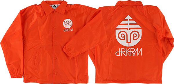 DARKROOM SENTRY COACH JACKET XL-ORG