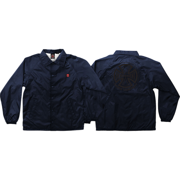 INDE CHADWICK COACH WINDBREAKER S-NAVY