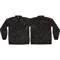 INDE CHADWICK COACH WINDBREAKER XL-3D BLACK CAMO