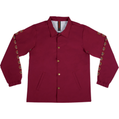 INDE QUATRO COACH WINDBREAKER M-CARDINAL RED