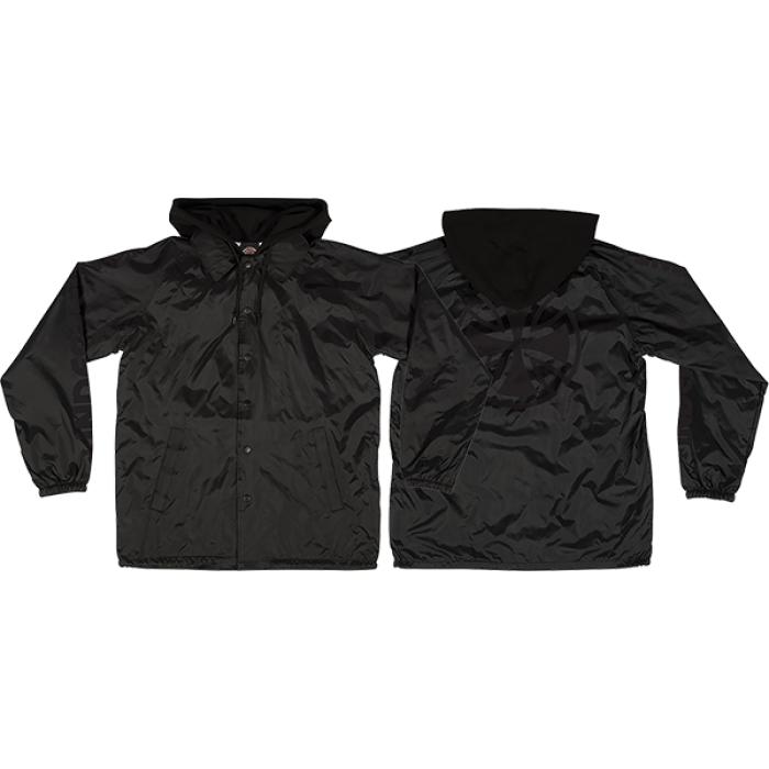 INDE TONAL BAR WINDBREAKER XL-BLACK