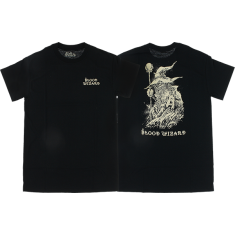 BLOOD WIZARD WIZARD SS S-BLACK