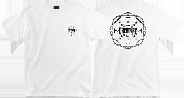 CREATURE RUNES SS S-WHITE
