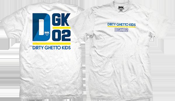DGK DGK'02 SS S-WHITE