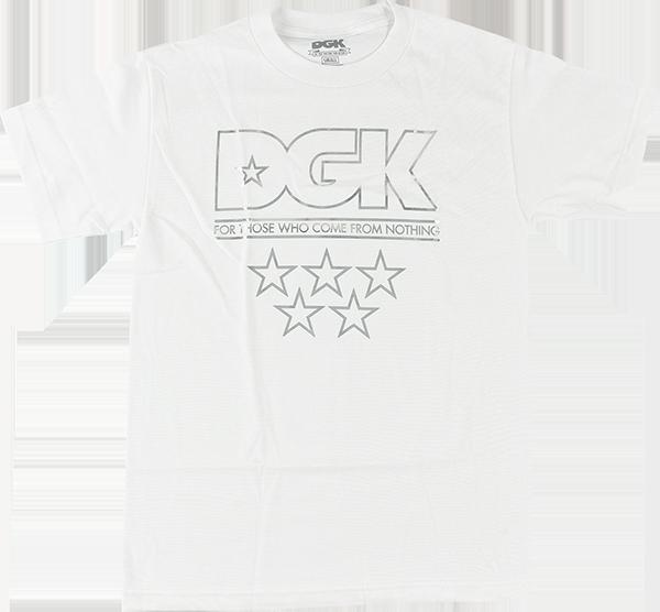 DGK SHINE SS S-WHITE