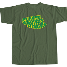 GHETTO CHILD EXPERIENCE SS XL-FOREST GREEN