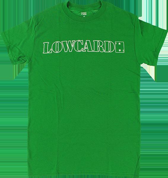 LOWCARD STANDARD LINE SS M-GREEN