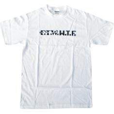 SKATE MENTAL FTW WTF SS M-WHITE