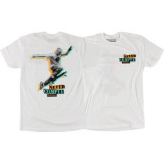 STREET PLANT NEVER COMPLY SS S-WHITE