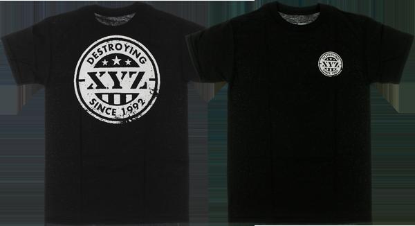 XYZ PRIDE SS M-BLACK sale