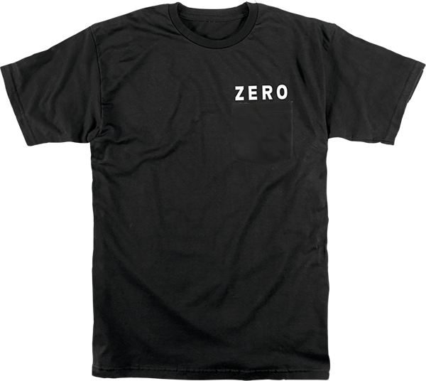 ZERO ARMY POCKET HIT SS S-BLACK
