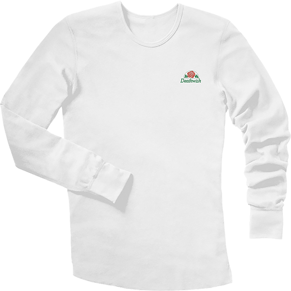 DW ROSE L/S THERMAL S-WHITE