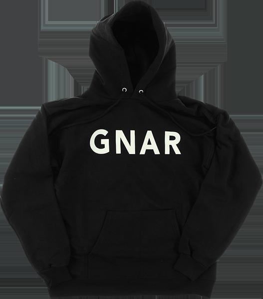 GNARHUNTERS GNARMY HD/SWT S-BLACK