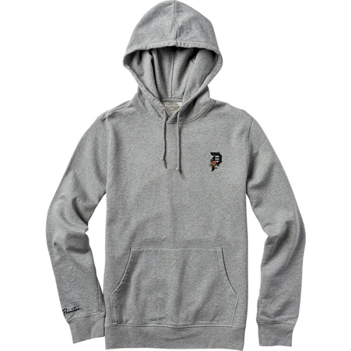 PRIMITIVE DIRTY P SCORPION HD/SWT M-HEATHER GREY