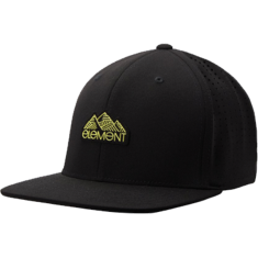 ELE SIERRA STRETCH HAT L/XL-BLACK HEATHER