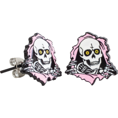 PWL/P RIPPER EARRINGS PINK