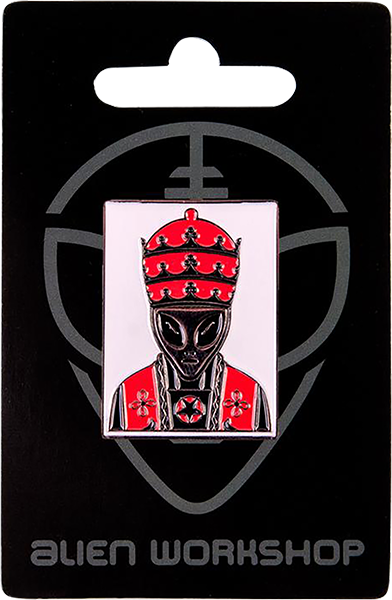 AW PRIEST PIN