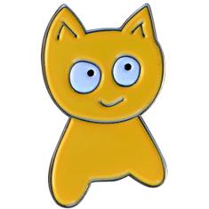 MEOW CAT LAPEL PIN