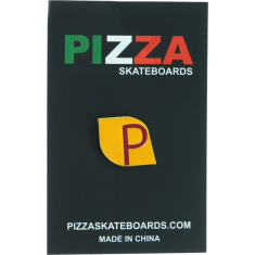 PIZZA FUMAR ENAMEL PIN