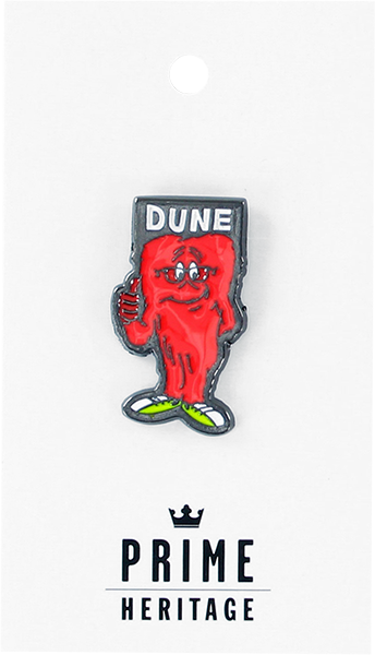 PRIME DUNE GOSSAMER COLLECTIBLE LAPEL PIN 2""