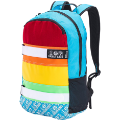 187 STANDARD ISSUE BACKPACK RAINBOW