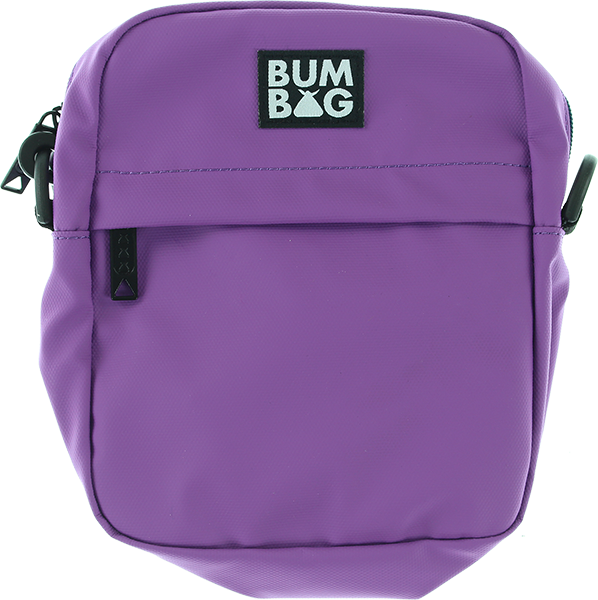BUMBAG COMPACT XL MATRIX PURPLE