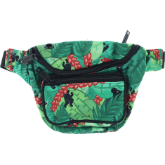 BUMBAG DELUXE ELOISE TEAL