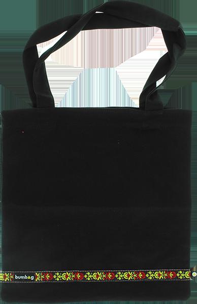 BUMBAG TOTE SHOULDER BAG RENFRO BLACK