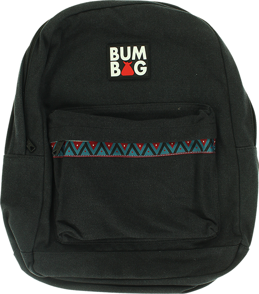 BUMBAG SCOUT BACKPACK THE GER'T BLACK