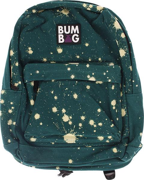 BUMBAG SCOUT BACKPACK JACKSON TEAL/BLEACH DYE