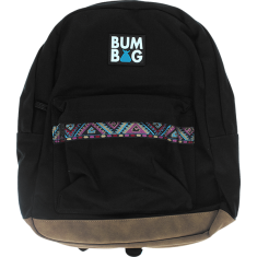 BUMBAG SCOUT BACKPACK THORNBERRY BLACK