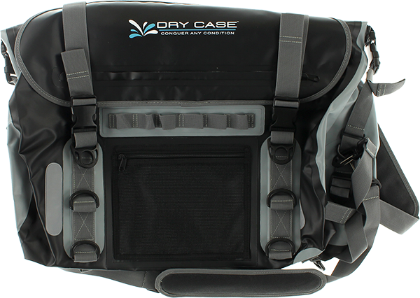 DRYCASE THE FORTY WATERPROOF DUFFLE BAG GREY