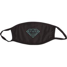 DIAMOND FACE MASK - BRILLIANT BLK