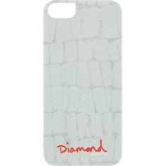 DIAMOND IPHONE5 CROC CASE WHITE sale