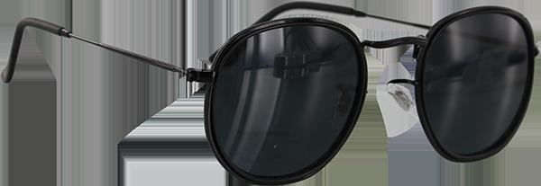 GLASSY HUDSON MATTE BLACK SUNGLASSES POLARIZED