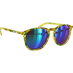 HAPPY HOUR DICKSON FLAP JACKS PINEAPPLE SUNGLASSES