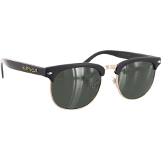 HAPPY HOUR HERMAN G2 MATTE BLACK/G15 SUNGLASSES