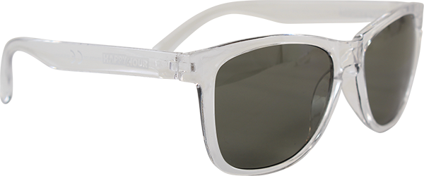HAPPY HR MAMBA SUNGLASSES CLEAR/G15
