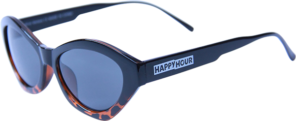 HAPPY HR MIND MELTERS PROVOST BLK TORTOISE FADE
