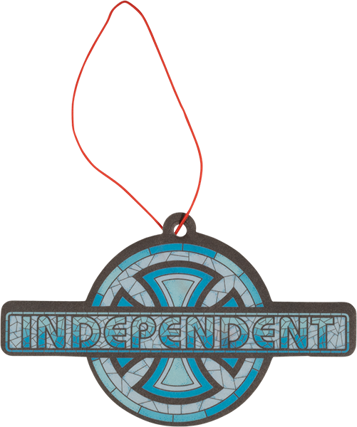 INDE STAINED GLASS AIR FRESHENER