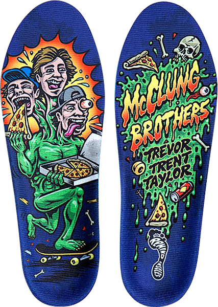 REMIND DESTIN MCCLUNG BROTHERS 6-6.5 INSOLE