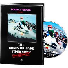 PWL/P BONES BRIGADE (SPECIAL EDITION) DVD