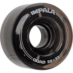 IMPALA SKATE WHEEL 58mmX32mm 82a BLACK