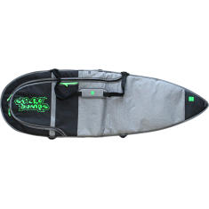 "SB DAYRUNNER THRUSTER BAG 5'8"" GREY"