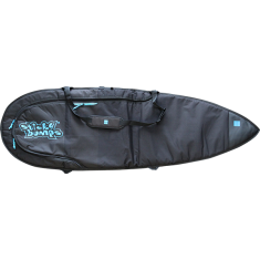"SB DAYRUNNER THRUSTER BAG 7'6"" BLACK"