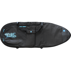 "SB STUBBY FISH BAG 7'6"" BLACK"
